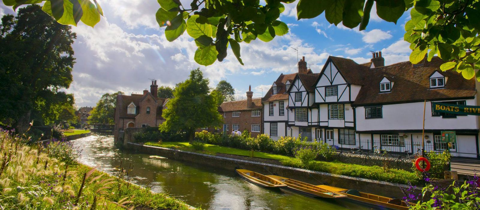 Life in Canterbury and Kent